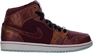 Air 1 Mid Black History Month 647561-605 Mens Basketball Shoe (8)