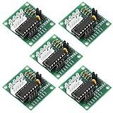 Akozon 5pcs Motor Paso a Paso para Arduino ULN2003 Motor de Pasos