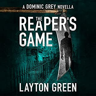 The Reaper's Game cover art