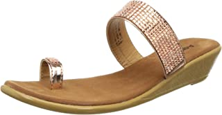 Aqualite Gold Slippers