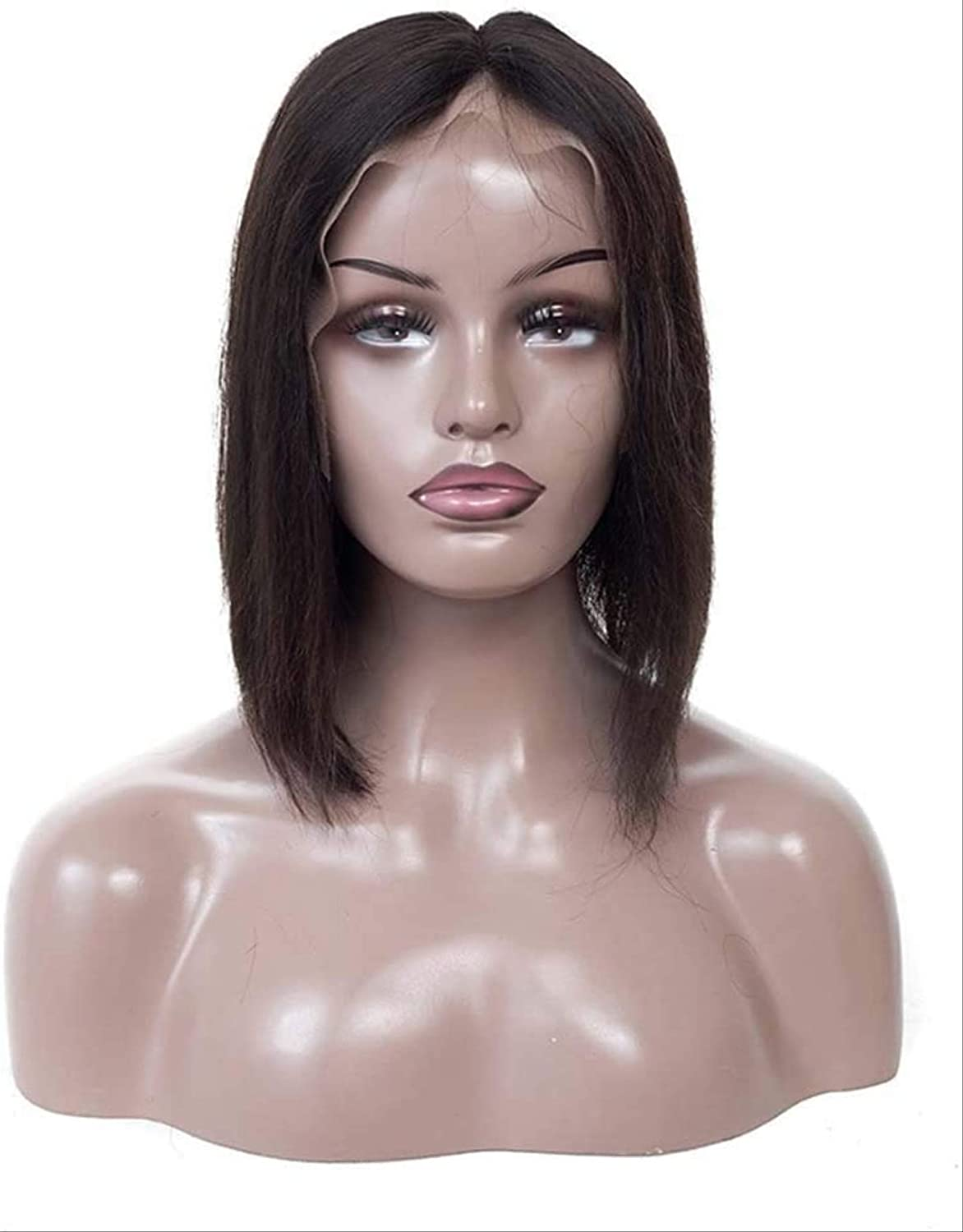 YOUKKGL Short Fluffy Brown 67% OFF of fixed price Kanekalon Wigs Women White for favorite Fiber