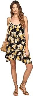 Junior's Stampede Floral Print Cami Dress