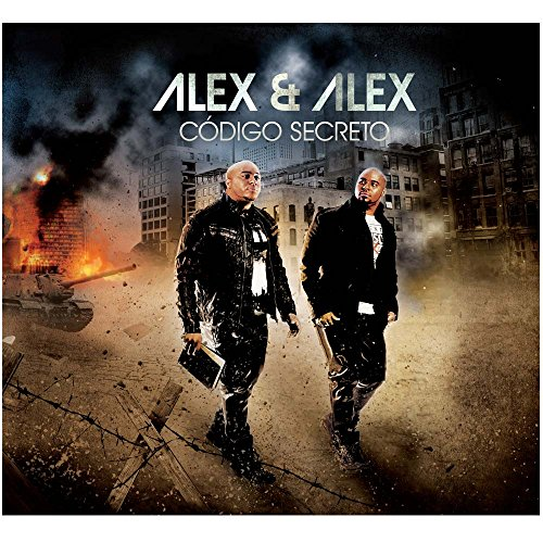 Cd.Codigo Secreto - Alex & Alex