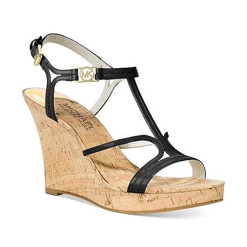 36185c5d35 Michael Kors Michael Women's Cicely Wedge Sandals Shoes