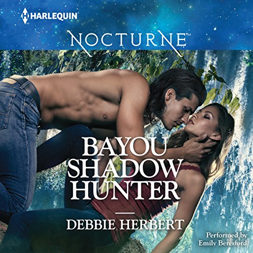 Bayou Shadow Hunter audiobook cover art