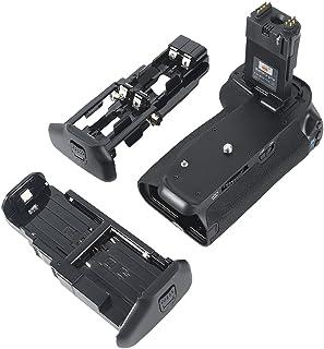DSTE Multi-Poder Vertical Batería Apretón Titular para Canon EOS 70D DSLR Cámara Fotográfica como BG-E14