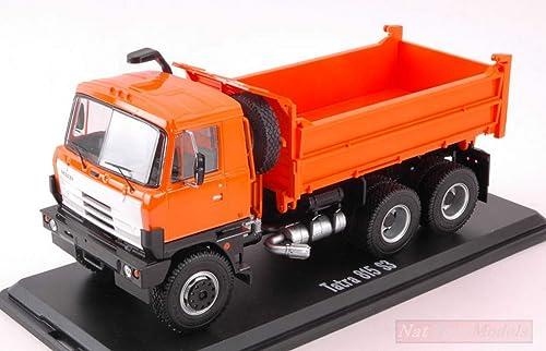 venta con alto descuento NEW NEW NEW Premium CLASSIXX PCL47061 Tatra 815 S3 naranja 1 43 MODELLINO Die Cast Model  lo último