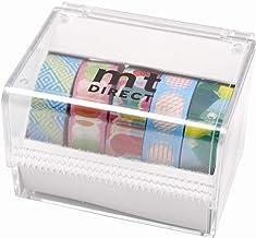 mt DIRECT マスキングテープ [ deco セット ] ドット 柄 収納 細い シール かわいい (15mm × 7m) カモ井加工紙 マステ masking tape