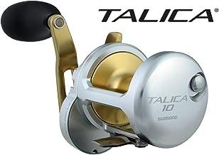 Shimano Talica 12 Single Speed Leverdrag Right Hand Big Game Offshore Seafishing Multiplier Trolling Fishing Reel, TAC12
