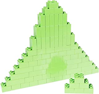 Strictly Briks Classic Big Briks Building Brick Set 100% Compatible with All Major Brands |