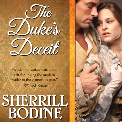 The Duke's Deceit audiobook cover art