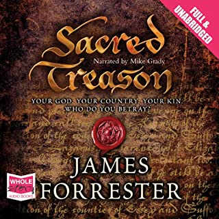 Sacred Treason cover art