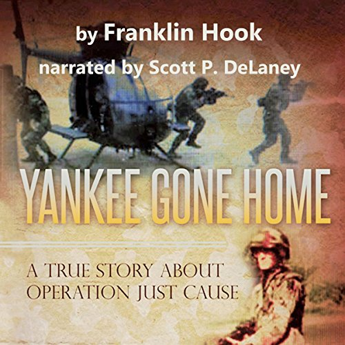 Yankee Gone Home audiobook cover art