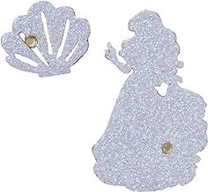 Minoda Disney Princess silhouette emblem Iron u0026 Seal for both Ariel - small D01I5630 by Minoda