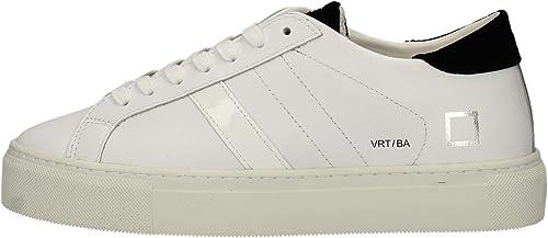 D.A.T.E. Vertigo Basic blanc blanc noir  en solde 70% de réduction