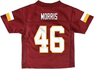 Outerstuff Alfred Morris NFL Washington Redskins Mid Tier Home Maroon Infant Jersey