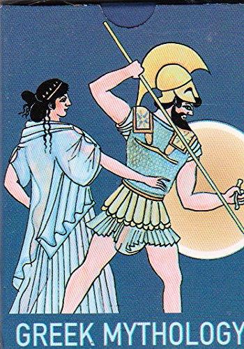 Juego de cartas Dioses & Héroes de la mitología griega