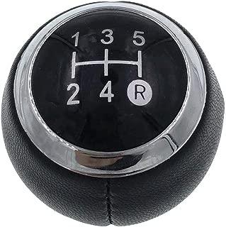/1/Pomello del cambio Leva del cambio in vera pelle 6/marce cromo Knauf M12/filettatura fine come plug play ricambio per notebook L/&P Car Design GmbH P a279/