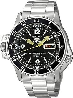 Seiko Men's SKZ211K1 Five Sports Stainless Steel Automatic Watch
