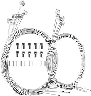 Hyacinth 10PCS Premium Bike Brake Cable, Professional...