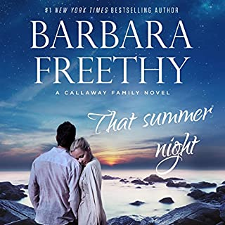 That Summer Night     Callaways, Volume 6              Written by:                                                                                                                                 Barbara Freethy                               Narrated by:                                                                                                                                 Erin Mallon                      Length: 8 hrs and 29 mins     1 rating     Overall 5.0