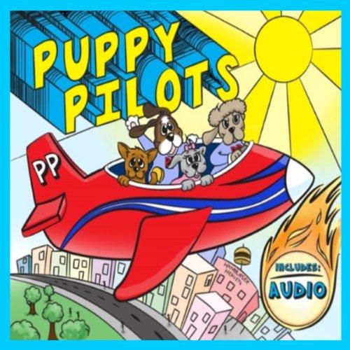 『Puppy Pilots』のカバーアート