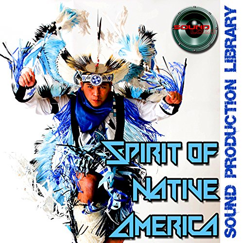 Why Should You Buy Native America Spirit - Large unique original Studio Samples/Loops Library