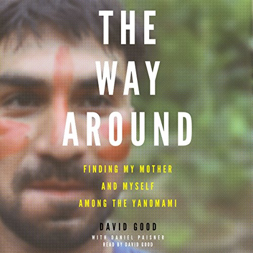 The Way Around audiobook cover art