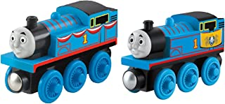 Thomas & Friends Thomas Castle and Balloon Delivery Two Pack Wooden Railway Tank Train Engine Loose
