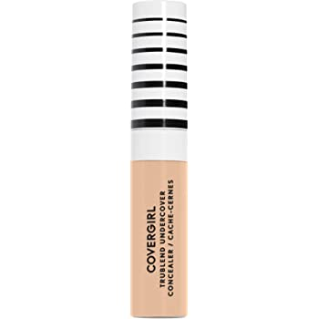 COVERGIRL TruBlend Undercover Concealer, Light Ivory, 1 Count