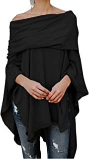 Best ladies poncho top Reviews