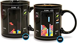 Tetris Heat Changing Ceramic Coffee Mug - Classic Video Game Themed
