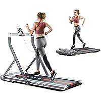 Rhythm Fun Folding Under Desk 2-in-1 Treadmill