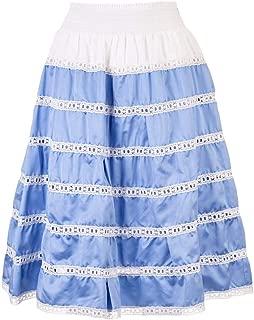 PRADA Luxury Fashion Womens P164QRS2011VU7F061M Light Blue Skirt |