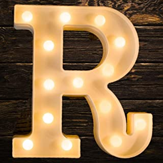 Best mr and mrs light up letters Reviews