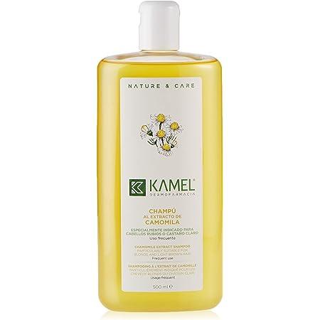 KAMEL - KAMEL Champú Extracto de Huevo 500 ml: Amazon.es: Belleza