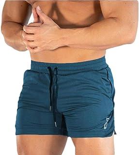 GAGA Men's Weightlifting Squatting Shorts Bodybuilding Jogger Workout Shorts