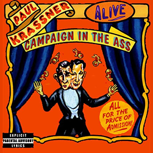 Campaign in the Ass cover art