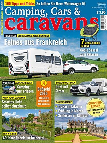 Camping, Cars & Caravans 4/2020