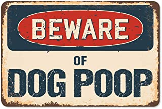 SignMission Dog Poop, 7