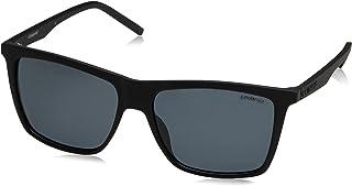 نظارة من بولارويد للرجال، رمادي PLD 2050/S 807 55M9 55 ملم