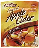 Spiced apple cider Instant drink mix 60 pouches Just add water- 80 calories Rich in vitamin C