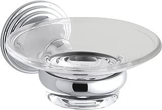 KOHLER K-10560-CP Devonshire Soap Dish, Polished Chrome