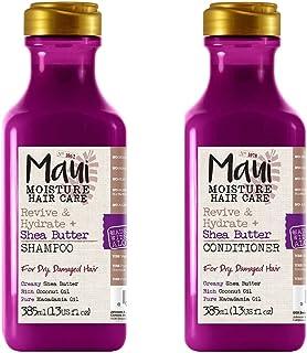Maui Moisture Heal & Hydrate + Shea Butter (Shampoo & Conditioner)