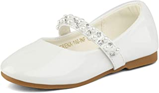 white toddler pageant shoes