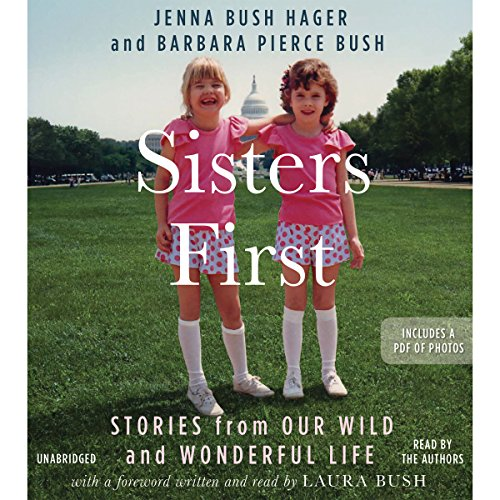 Sisters First audiobook cover art