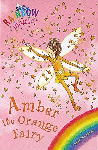 Amber the Orange Fairy: The Rainbow Fairies Book 2 (Rainbow Magic, Band 2)