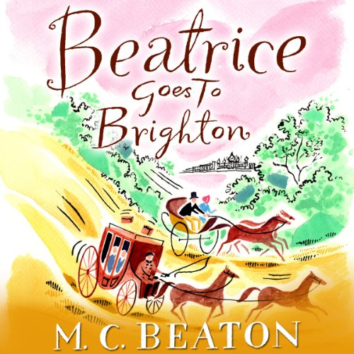 Beatrice Goes to Brighton cover art