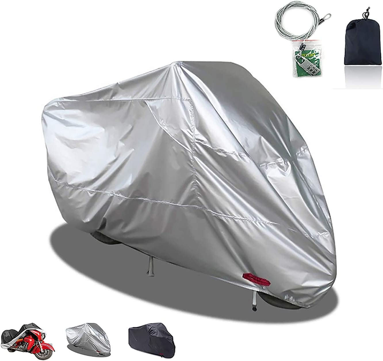 Max 71% OFF XJZHJXB Motorcycle Cheap mail order shopping Cover Compatible HP BMW with