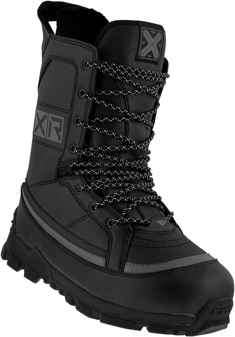 FXR Transfer Boot 2021 (Black/Grey - Men's 12)